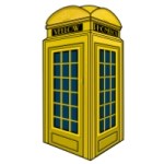Yellow Phonebox Logo